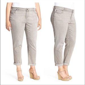 Eileen Fisher • Organic Cotton Boyfriend Jeans